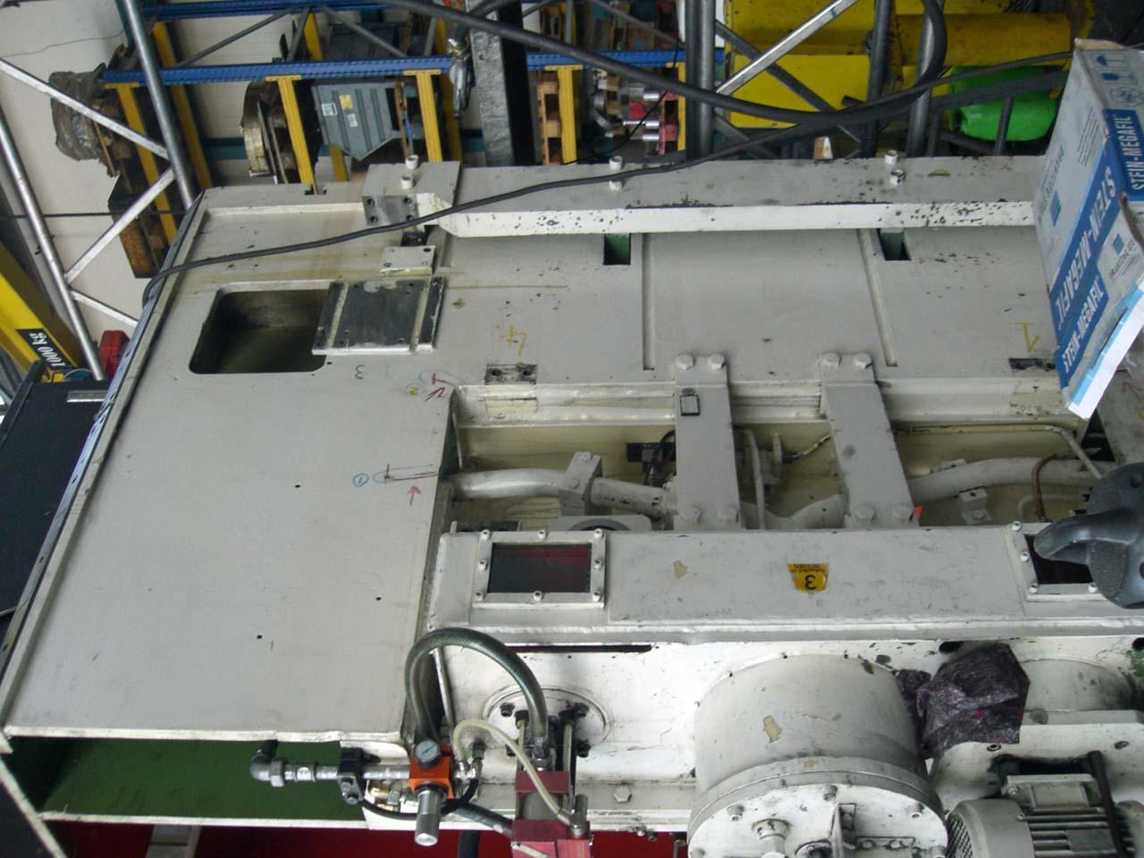 Pressenstößel reparaturschweißen
