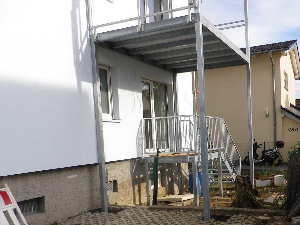 Geländer - Metallbau durch Weil, Mannheim